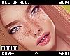 |< Marina!FrecklesBSkin!