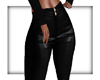 LKC Leather Pants Black