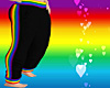 Rainbow Kids Black