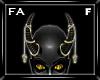 (FA)ChainHornsF Gold2