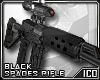 ICO Black Spades Rifle M
