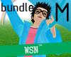 [wsn]Rainybundle#Blue