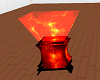 lamp red