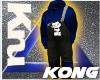 |✘✘| Kong Overalls
