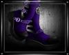 boot purple