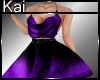 PARTY GIRL PURPLE