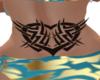 Sexy Heart Tattoo