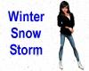 iWinter Snow Storm