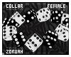 𝕫 Gamble Dice Collar