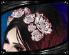 *A* Painted Rose Crown