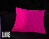 L~ Pink Pillow