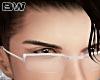 White Reading Glasses V1