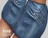 Isabela skirt blue RLL