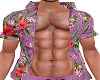 Purple Beach Shirt