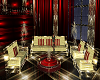 ~D~ Glam Sofa Set