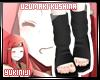 Uzumaki Kushina Shoes