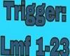 Trigger sign