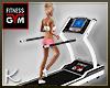 K$ Treadmill