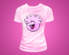 Pink Puffle T-Shirt