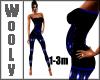 Maternity Jumpsuit 1-3m