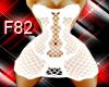 (D) F82 COVERME WHT GA