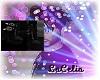 LC~ Purple Neko Hair