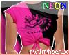 Neon P/B Logo Elena Tee