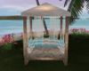 Spring Beach Cuddle Hut