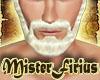 Full Beard White