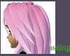 Garnet in pink-no clip