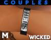 COUPLES HERS BRACELET M