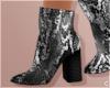 !© Snakeskin Boots I