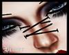 ~B.z Nails Nose Black F