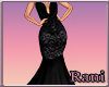 *R* Rolanda Gown - Black