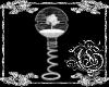 {G}White Lamp Tree