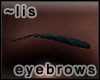 Eyebrows: abyss