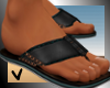[ves] leather sandals v2