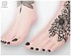 ☆. Feet + Tattoo