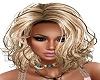 unique blonde short wave