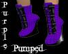 !PUMPED! Purple