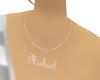 Michael necklace