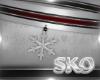 *SK*SNOWFLAKE CHOKER4