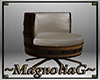 ~MG~ Barrel Chair