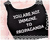 Propaganda |Shirt