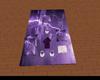 Purple Lightning Mat