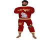 Weihnachts Schlafanzug