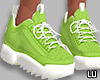 Lime Shoes