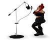 Animated Microphone