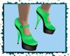 xAx ~ Mega Heels Lime ~