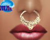Septum Ring Gold